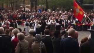 Dans i 17mai tog 2013 i Oslo