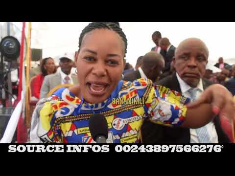 EZA YA KOYINDA, EN DIRECT DU  CONGRES DE L' UDPS A KINSHASA LIMETE