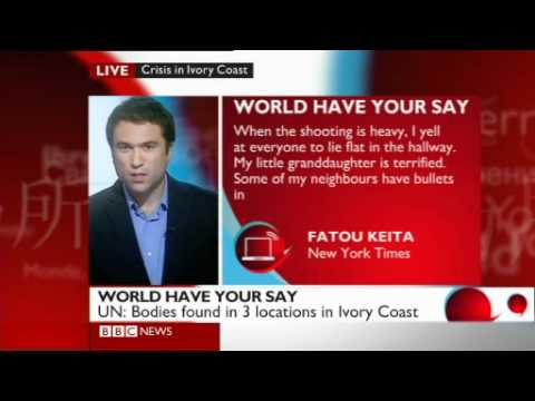 BBC World Have Your Say: Ivory Coast Opponents