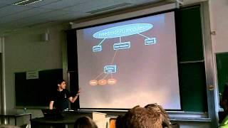FOSDEM 2012 - Université Libre de Belgique (Belgique) - 05/02/12 - Conférence FreedroidRpg