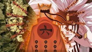 la resurrección de RIKUDOU SENNIN! la salvación del Mundo Ninja