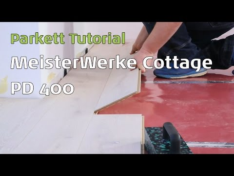 Meisterwerke Parkett Cottage PD 400
