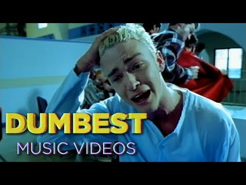Dumbest Music Videos: 'I Drive Myself Crazy' By NSYNC