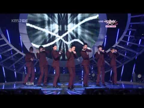 [101022] U-KISS - SHUT UP (HD) {Music Bank}