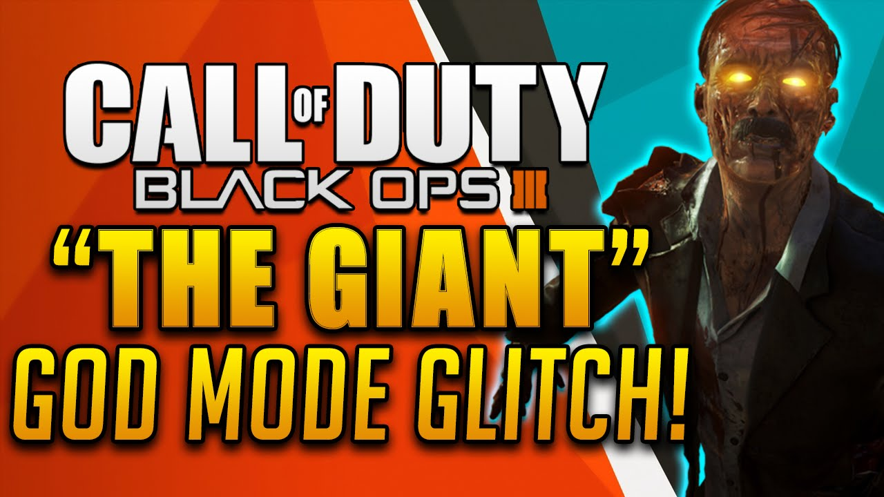 The giant glitch patched bo3 zombies