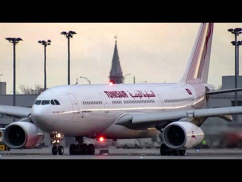 Take off boeing 737 600 tunisair aeroport marseille mar for Air algerie vol interieur