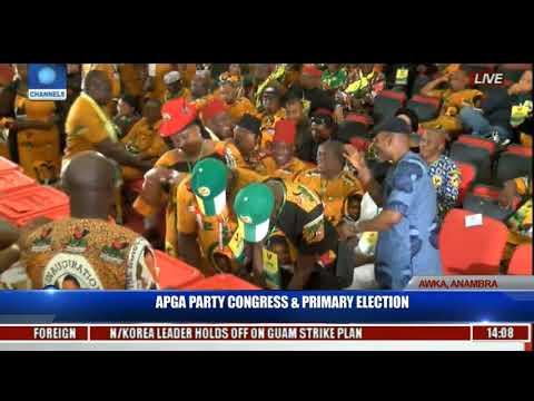 APGA Party Congress & Primary Election Pt.11 l Live Coverage l