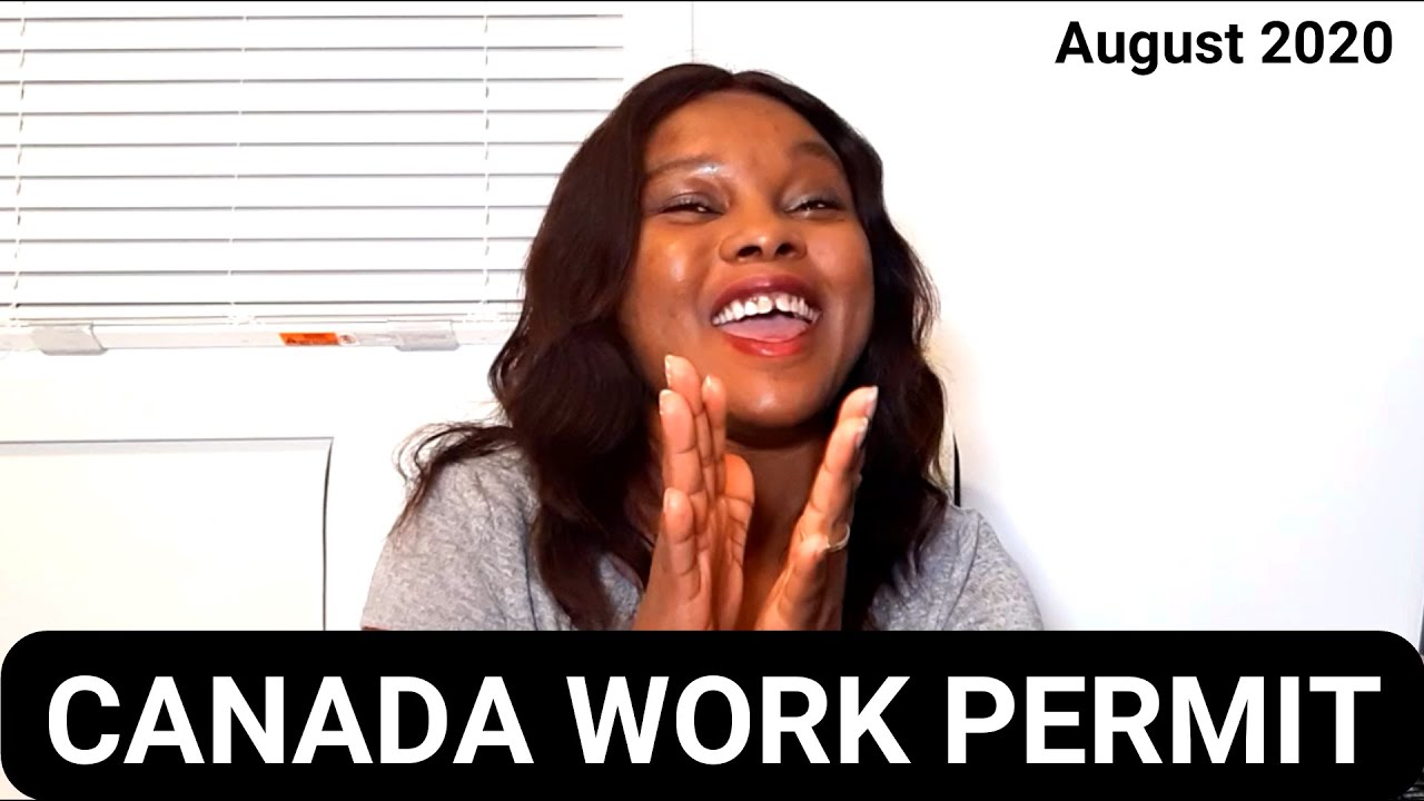 Canada Work Permit 2020