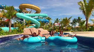 Family Fun at Hilton La Romana Beach Resort & Waterpark