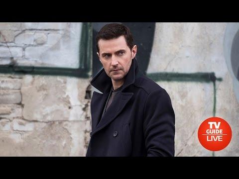 Richard Armitage Talks Berlin Station | TVGuide Live