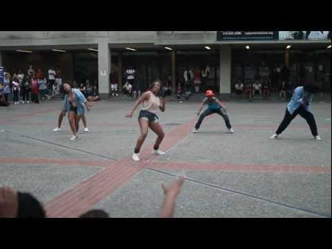 Dance Junta - UC Berkeley Student Group Day/ Yardshow Fall 2011