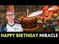 Miracle celebrates Birthday with Huskar and Dazzle ? 20 years old