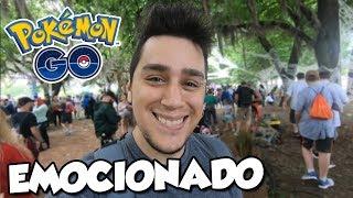 MELHOR CAÇADA DA MINHA VIDA  - GO FEST 2019  |  Pokémon Go | Capturando Shiny (Parte 74)