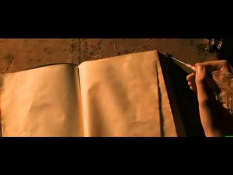Harry Potter and the Chamber of Secrets: Diary Scene