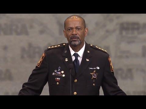 David Clarke: 2015 NRA-ILA Leadership Forum