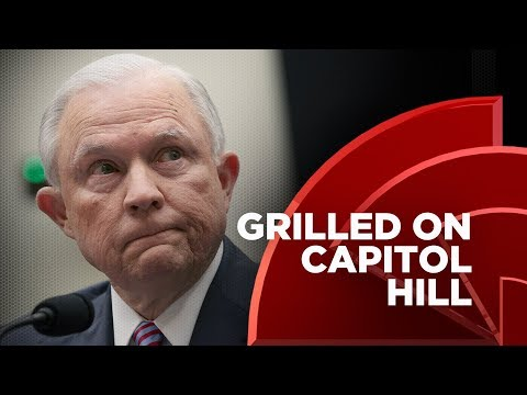 AG Jeff Sessions Gets Grilled During House Judiciary Committee Hearing