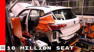 SEAT 10 million Vehicles Manufactured
