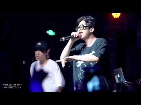 기리보이+빌스택스+블랙넛- Rain Showers (Remix)[160915 FNTY AFTER PARTY]