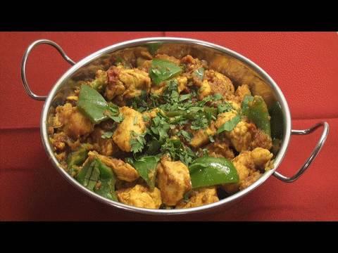 Crazy Chicken Jalfrezi Recipe Youtube