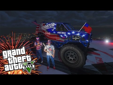 GTA 5 Pre-Independence Day Livestream with Friends