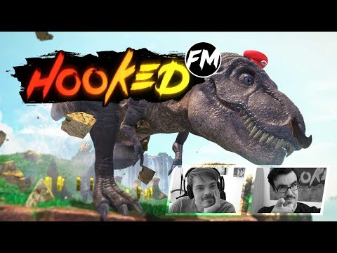 Hooked FM #126 - E3 2017 Extravaganza!