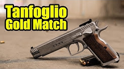 🔫 Tanfoglio Gold Match