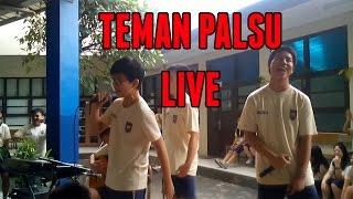 Teman Palsu - Young Lex (DNA Cover & Live Performance) #TemenPalsu