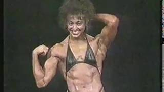 Body Building - 1986 - I F B B Ms Olympia Championships - Featuring Tina Plakinger - From Msg