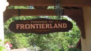 * Frontierland- area music loop part 1