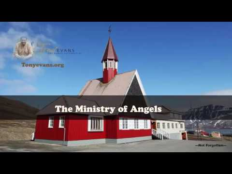 Dr  Tony Evans   The Ministry of Angels    The Need For Spiritual Armor