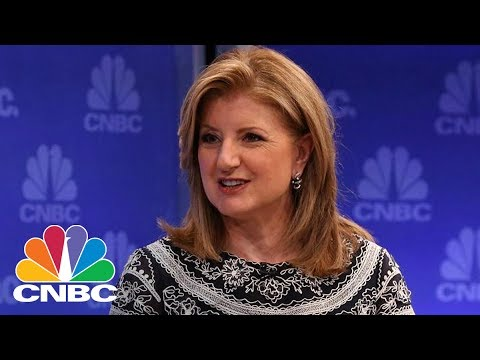 Arianna Huffington on Achieving The Work Life Balance | CNBC