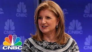 Arianna Huffington on Achieving The Work Life Balance | CNBC thumbnail