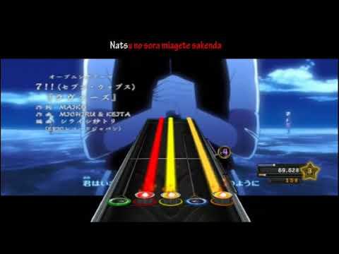 Guitar Hero | Lovers - 7!! (ost Naruto)