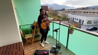 Lisa Mauracher - Calm After The Storm (Common Linnets Live Looping Cover)