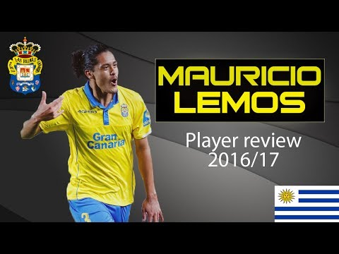 Mauricio Lemos | U.D. Las Palmas | Player review 2016/17 | Defense and goals | HD