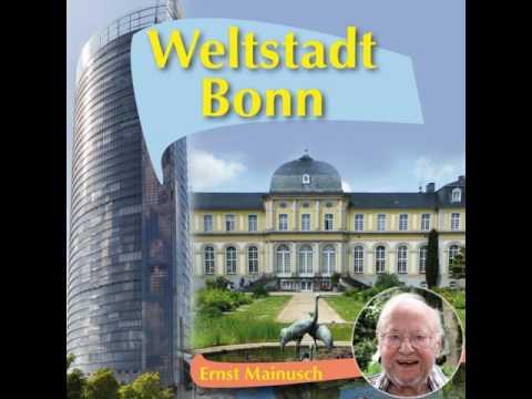 Weltstadt Bonn - Ernst Mainusch