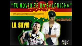"""Tu Novio es Un Salchicha"" JoztinWale Ft, ""Lil Silvio"" Prod,Dj Cams NUEVO 2012 ♫"