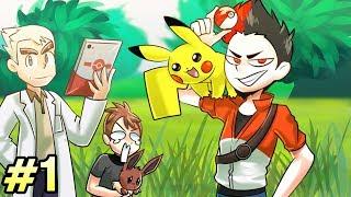 UN NUEVO ENTRENDOR POKEMON #1 | Pokemon Let's Go