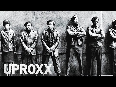 Let's Talk About The Black Panther Party