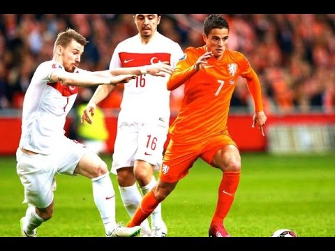 LİVE:TÜRKİYE - Hollanda ( Show TV / HD & İdman TV