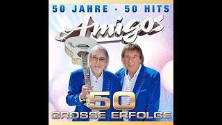 Die Amigos - 50 Jahre - 50 Hits - 50 Grosse Erfolge - CD2
