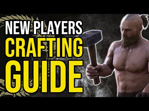 ESO Crafting Guide for Beginners [Elder Scrolls Online Guide]