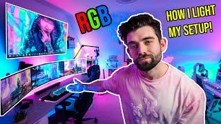 150 Best Gaming Room Setup Ideas [Gamer's Guide] 5