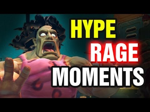 HYPE and RAGE Moments: USF4