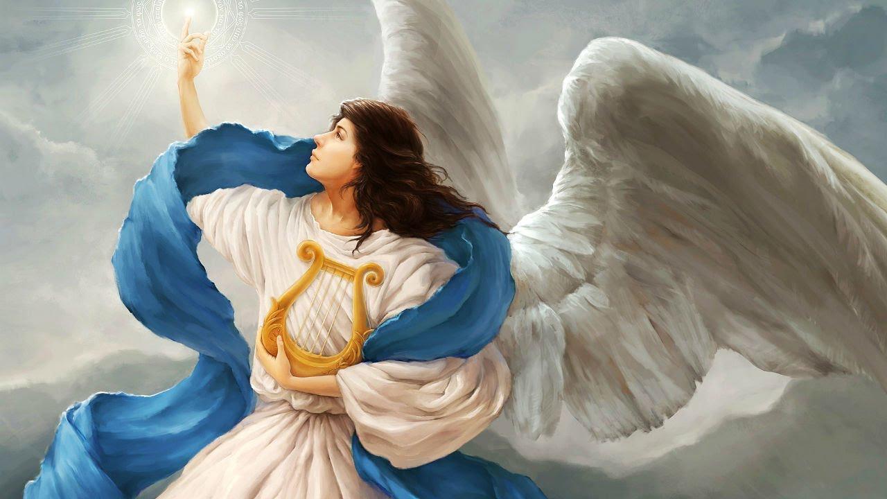St  Gabriel, the Archangel HD