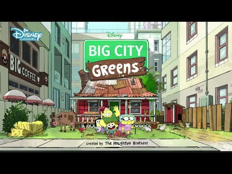 Big City Greens | Theme Song!