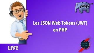 Miniature catégorie - Live-Coding - Les JSON Web Tokens (JWT) en PHP