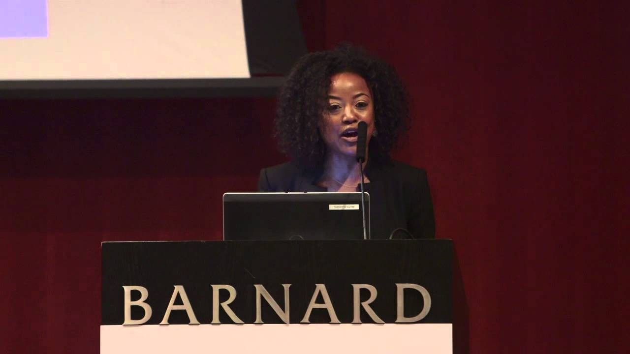 Kesha Cash '10BUS Founder Impact America Fund - YouTube