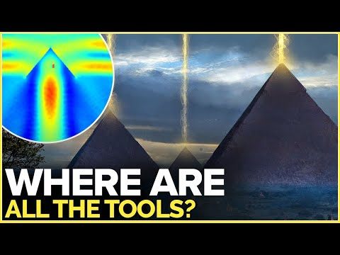 The Missing Ancient Power Tools of Ancient Egypt... How Did They Run Them?