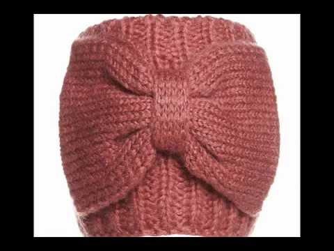 Cappello lana donna  Pieces BAM BAM - YouTube 17b01825b13
